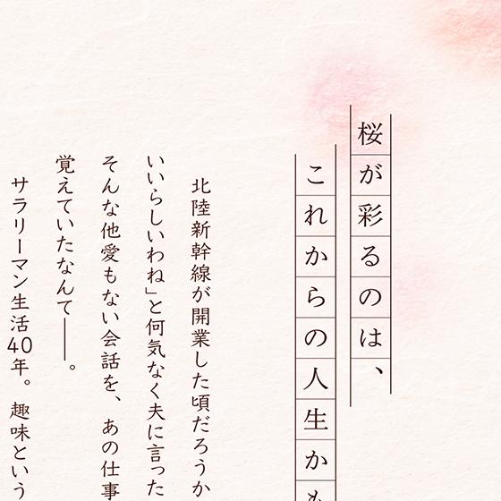 東京新聞        北陸新幹線2周年企画広告